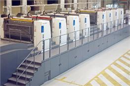 Manroland пусна на пазара листовата преса със система за автоматично обръщане на хартията