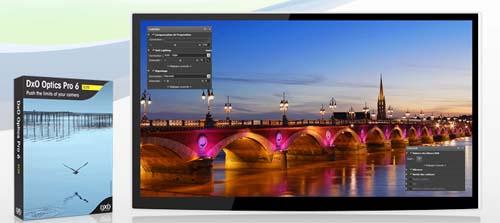 DxO Optics Pro версия 6.5 вече е в продажба