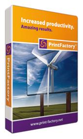 PrintFactory - цялостно решения за управление на широкоформатен печат