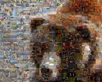 Andrea Mosaic – впечатляващ безплатен софтуер за създаване на фотомозайки