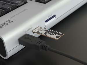 Имат ли бъдеще хартиените USB памети?