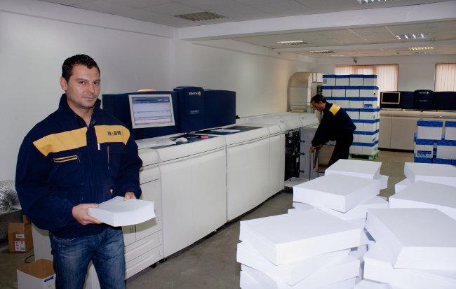 Xerox и M&BM реализират мащабен проект за производствен печат с обем над половин милиард отпечатъка