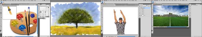 Photoshop CS5 Beta - новите възможности (част 2)