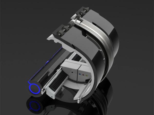 Eclips-dual – концепция за компактен принтер