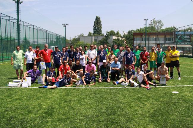 Актив Комерс - шампион на футболния турнир ЕМА CUP 2011
