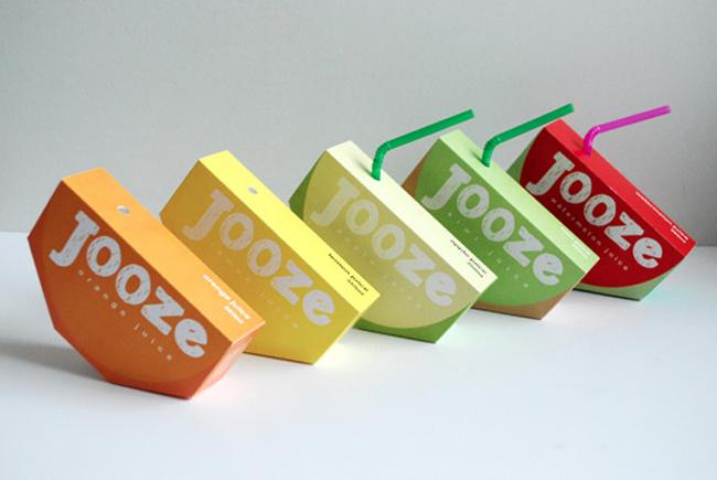 Дизайн на опаковки за сокове