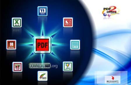 PDF2Office 5.0 вече е на пазара