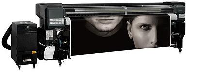 HP представи нови ниско разтворими мастила, предназначени за печат на продукция, която ще бъде излагана на открито