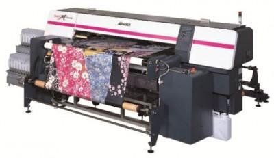 Нов широкоформатен текстилен принтер Mimaki
