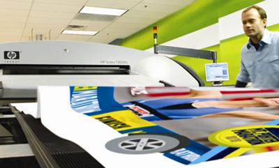 HP стартираха онлайн услуга за печат