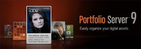 Extensis издаде Portfolio Server 9