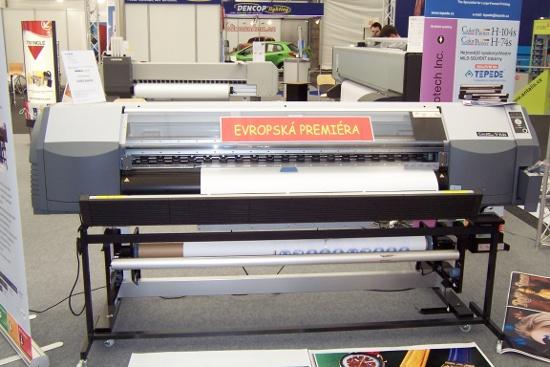 ТЕПЕДЕ БЪЛГАРИЯ представя новото попълнение от серията ColorPainter V-64S на българския пазар