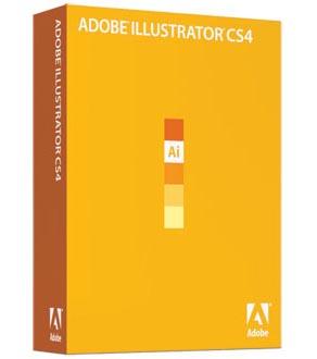 Защитeте се, ако използвате Illustrator CS3 или CS4