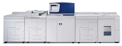 Едноцветна цифрова преса с 200 отпечатъка в минута