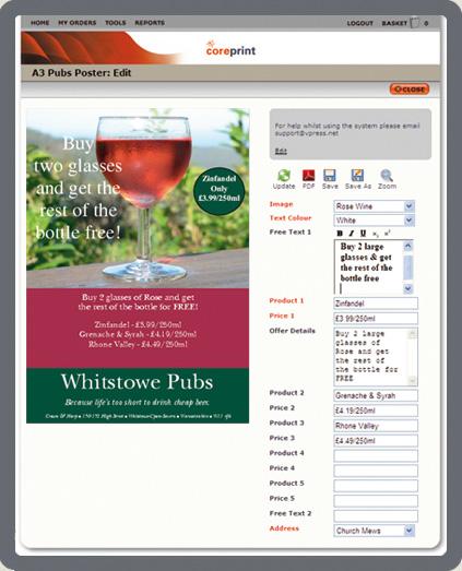 Vpress добави възможности за персонализация към web-to-print софтуера си