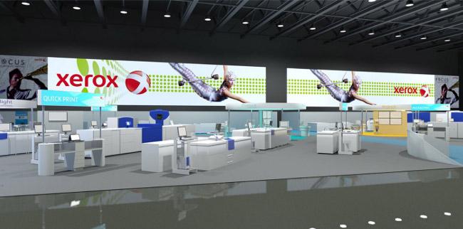 Xerox продадоха над 300 дигитални системи по време на drupa 2012
