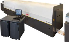 Kodak ще покаже Prosper 5000XL на Ipex