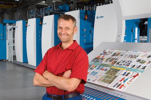 C16: иновативна ролна преса от KBA