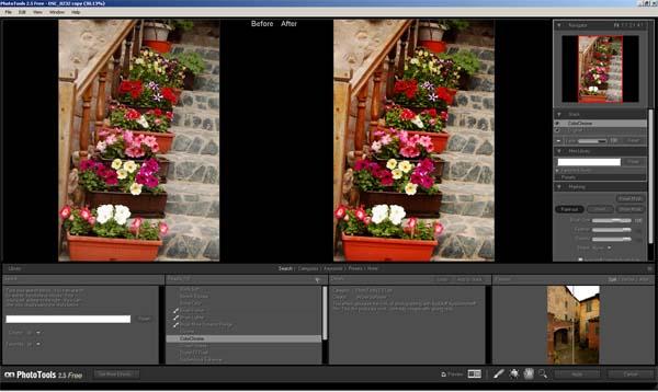 Photo Tools 2.5 предлага безплатно 18 фотоефекта