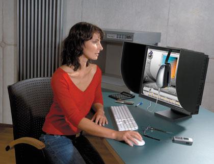 NEC показаха следващото си поколение професионални монитори
