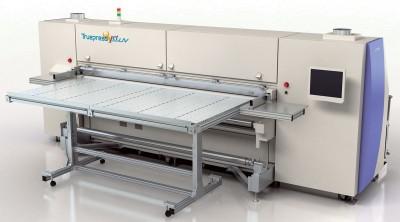Screen добавя възможности за многослоен печат към широкоформатните си машини