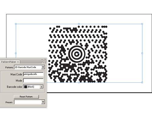 BarcodeMaker 2D