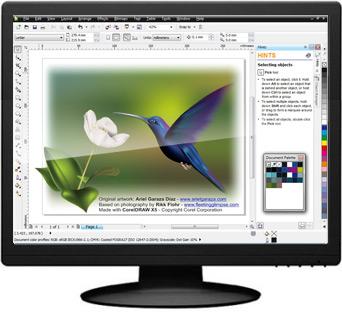 Безплатно обновяване за CorelDRAW Graphics Suite X5