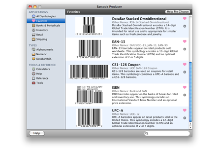 Barcode Producer 6.0
