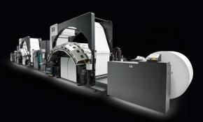 HP разкри информация за цифровата цветна ролна печатна машина T350