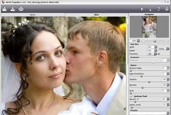 Akvis Magnifier 4.0: променете размера на изображенията без загуба на качество