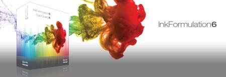 InkFormulation и ColorQuality