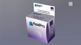 RealPro 3D-Packager