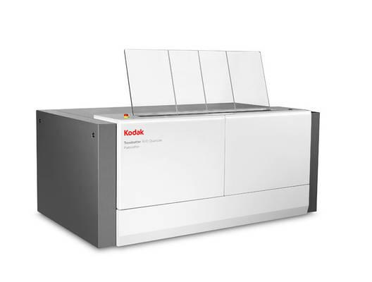 Kodak представиха нова CTP система, предназначена за развиващите се пазари, включително Източна Европа