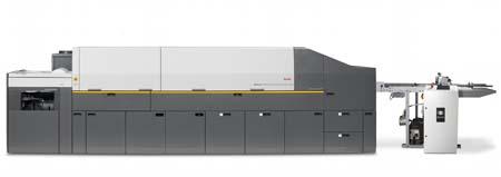 Kodak представи нови приложения за петата секция Nexpress и вградено решение за нанасяне на UV лак