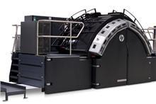 HP показаха високопроизводителната мастиленоструйна преса T400