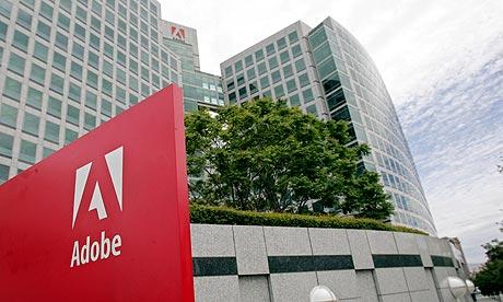 Adobe обявиха рекордни приходи