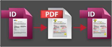 Annotations добавя възможности за проследяване на промените и писане на коментари към InDesign