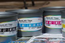 Бързосъхнещи мастила от Sun Chemical