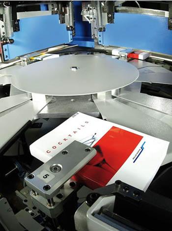 автоматизирана система за обрязване на книги