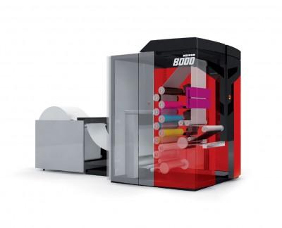 Xeikon се ориентира към дигиталния печат на книги в Европа