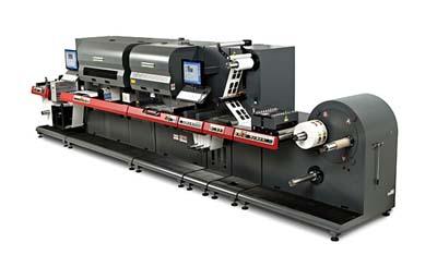 EFI представиха машината за етикети Jetrion 4900 на Labelexpo