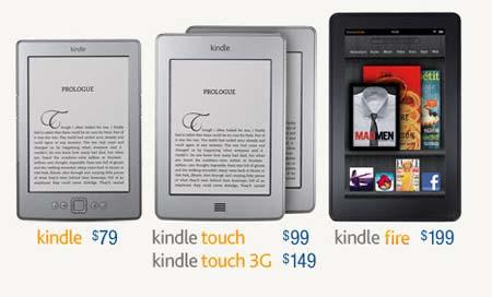 Amazon пускат на пазара новия таблет Kindle Fire, както и нови четци за електронни книги на ниски цени