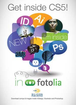 Нов плъгин интегрира милиони снимки, които можете да купите, в InDesign, Illustrator и Photoshop CS5