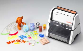 iModela - най-евтиният 3D принтер досега