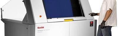 Kodak инсталираха петнадесетхилядната си CTP система в печатница в Китай