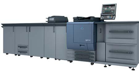 Konica Minolta bizhub PRESS C7000 получи максималната оценка от BLI