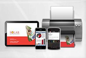 Решение за мобилен печат от EFI