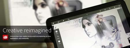 Adobe ще предложат Creative Cloud, програма за абонамент за продуктите и услугите на компанията
