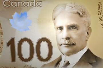 Канада заменя хартиените банкноти с полимерни