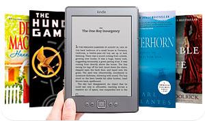 Продажбите на E-book четци вещаят мрачно бъдеще за офсетовия печат